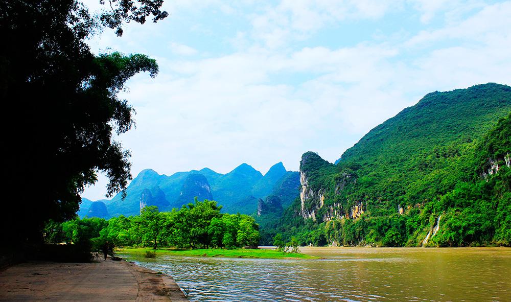 玩转桂林4天游