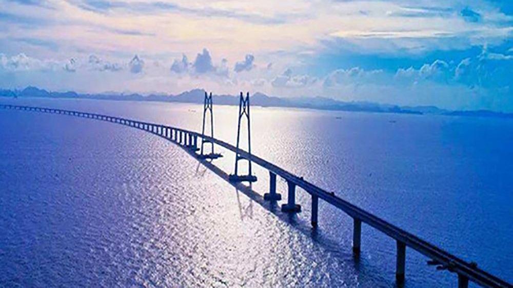 MC03:港珠澳大桥、葡餐美食、澳门纯玩观光一日游
