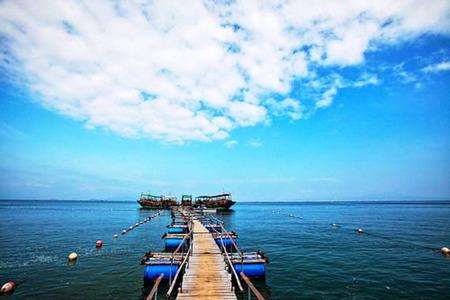 【寻味双月湾】惠东双月湾出海捕鱼、观景台、赏海龟岛玻璃海2日游