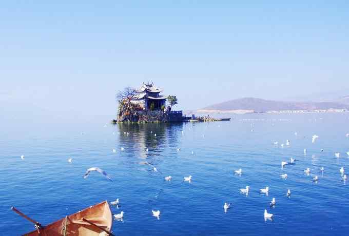 休闲丽江——玉龙雪山、印象丽江、花语牧场、大理洱海双飞6日游