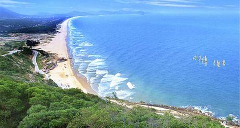 【阳江】入住海陵岛保利银滩度假酒店、开平碉楼、黄金海岸、沙滩放风筝、二天游