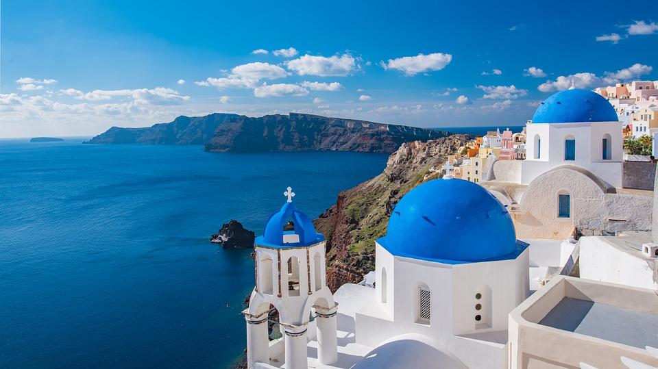 【希腊】悬崖珍珠酒店——希腊双岛+天空之城10天