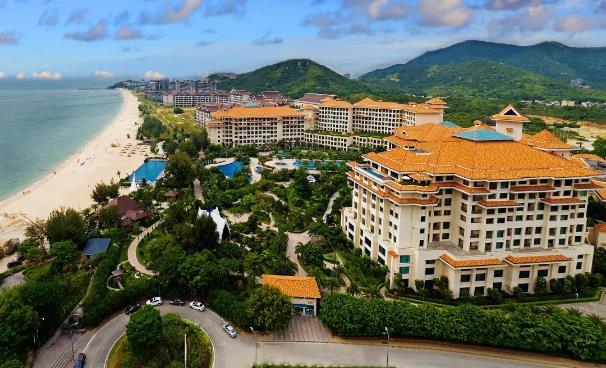 惠州巽寮湾金海湾嘉华度假酒店